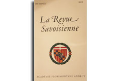 Revue Savoisienne