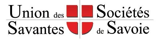 Logo Union des sociétés savantes de Savoie